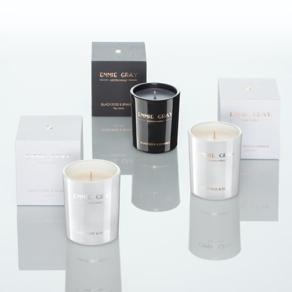 Scented Candle Set | S