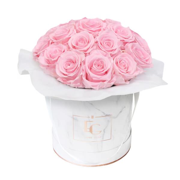 Splendid Infinity Rosebox | Bridal Pink | M