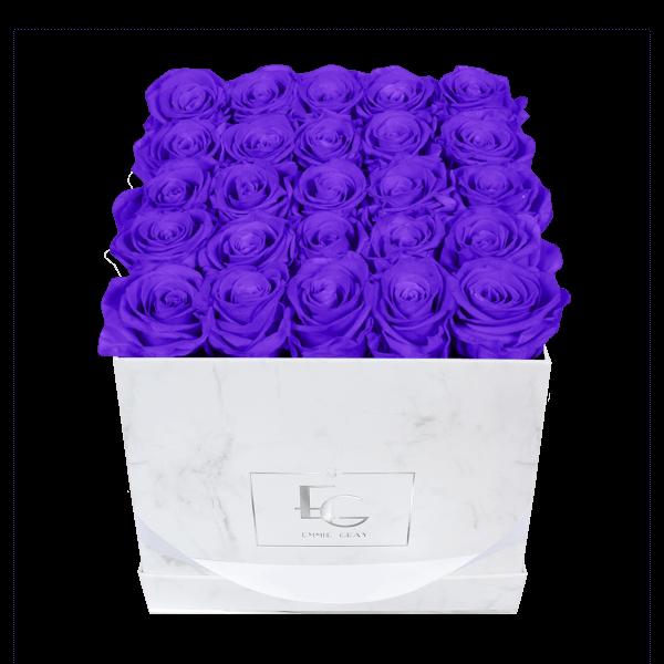 Classic Infinity Rosebox | Violet Vain | M