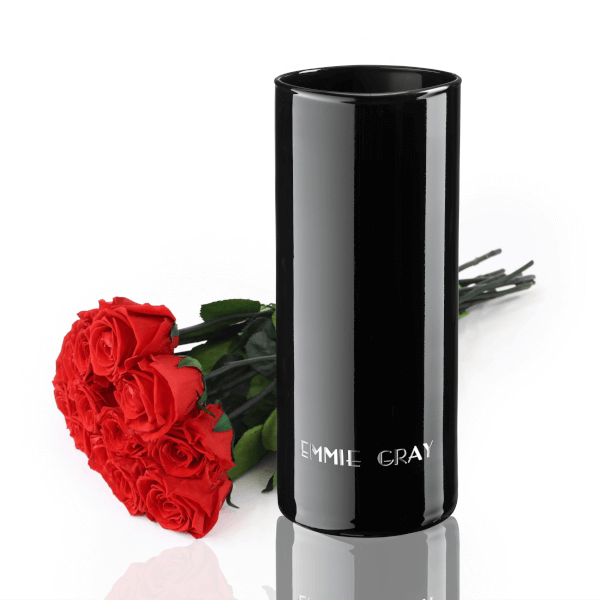 Classic Vase | Black | ONE SIZE