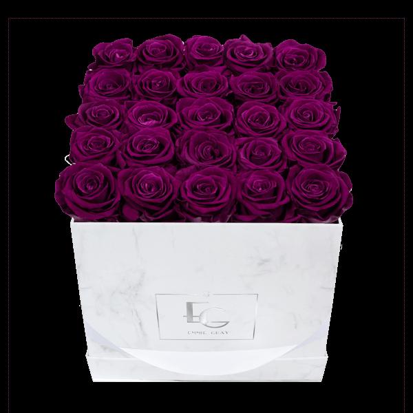 Classic Infinity Rosebox | Velvet Plum | M