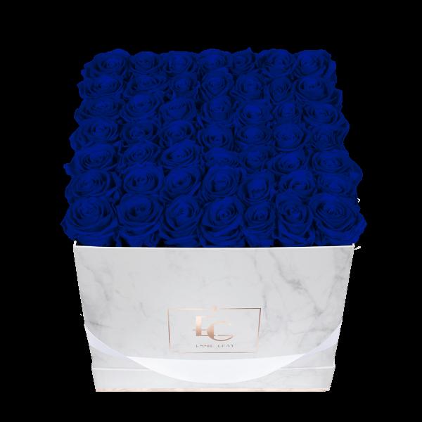 Classic Infinity Rosebox | Ocean Blue | L