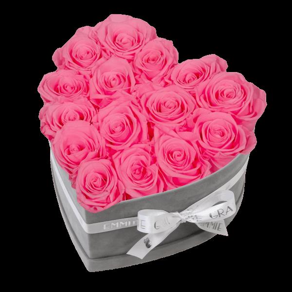 Classic Infinity Rosebox | Baby Pink | M