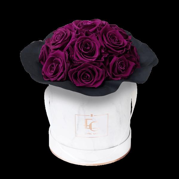 Splendid Infinity Rosebox | Velvet Plum | S