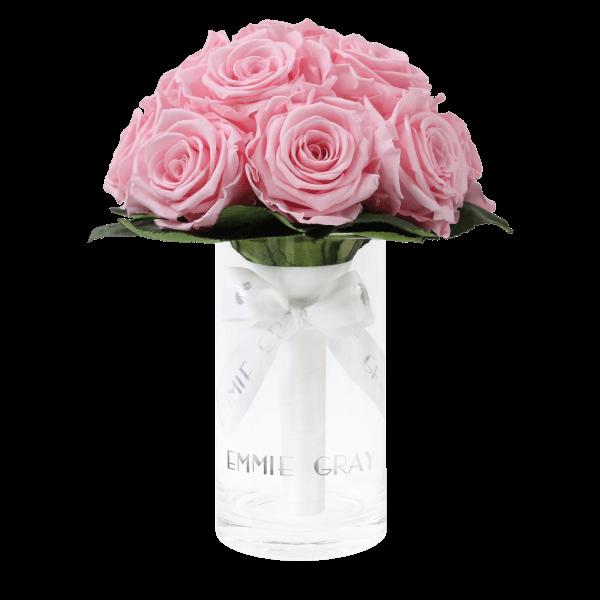 Romantic Infinity Bouquet | Bridal Pink | S