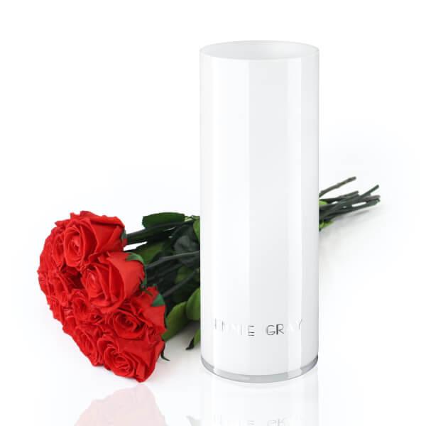 Classic Vase   White   ONE SIZE