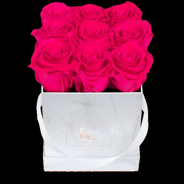 Classic Infinity Rosebox | Hot Pink | S