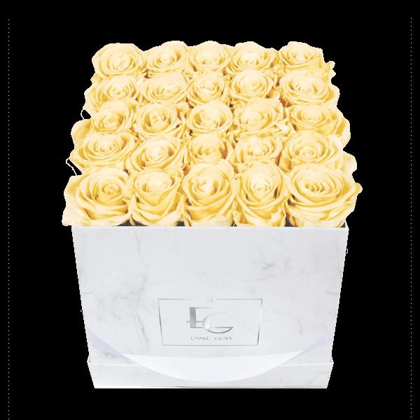 Classic Infinity Rosebox | Champagne | M