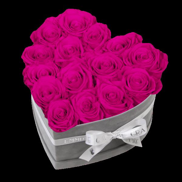 Classic Infinity Rosebox | Hot Pink | M