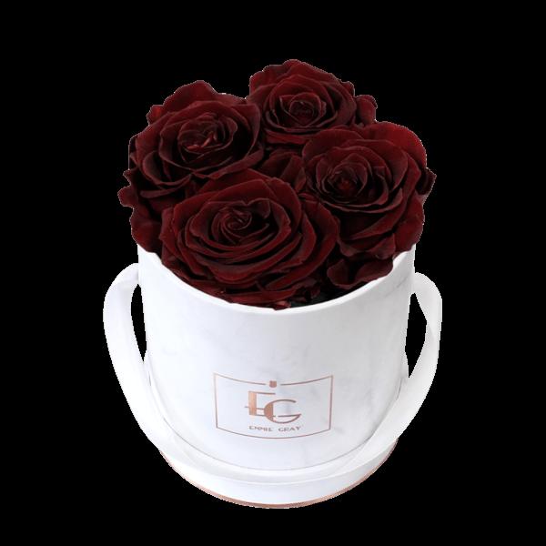 Classic Infinity Rosebox   Burgundy   XS