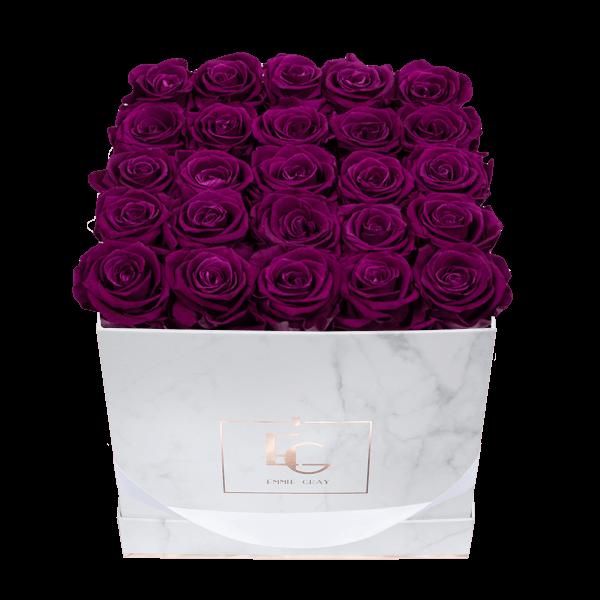 Classic Infinity Rosebox   Velvet Plum   M